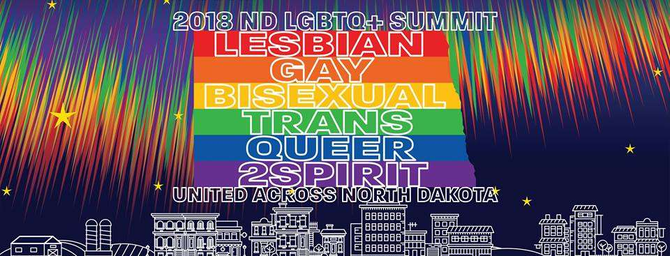 North Dakota LGBTQ Summit: United Across North Dakota