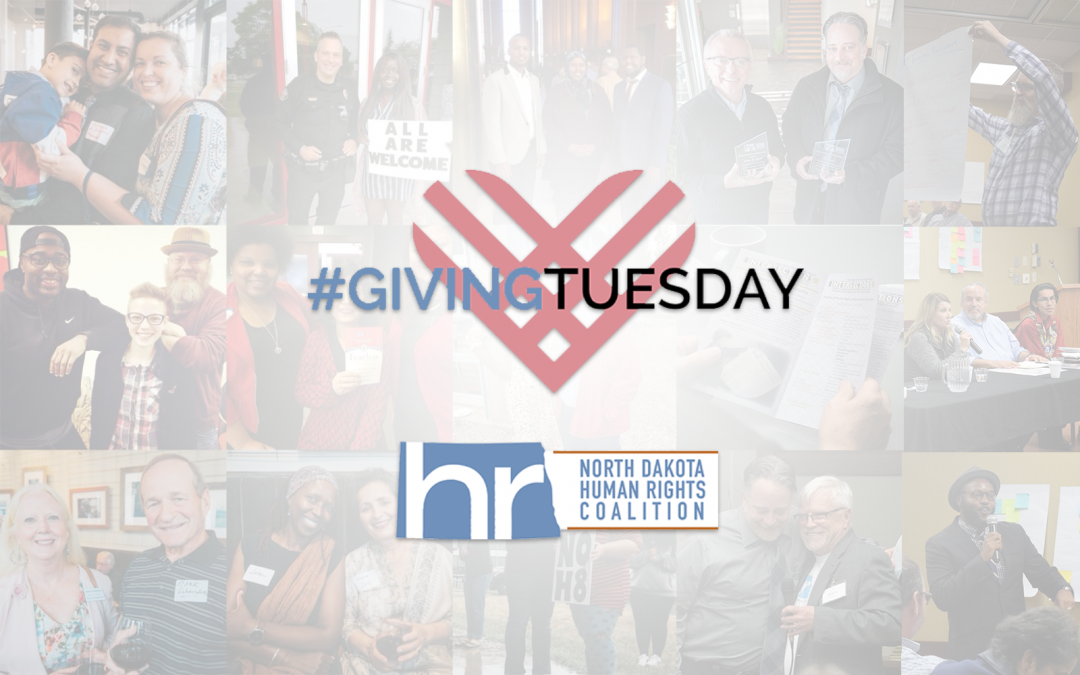 Support human rights on #GivingTuesday