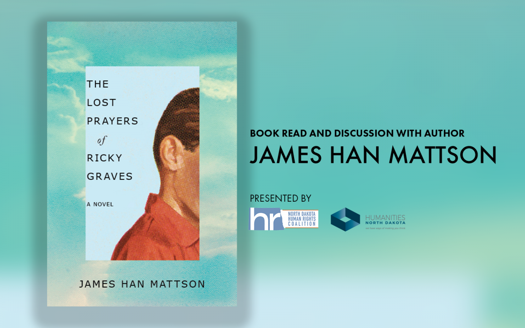 Book Read and Discussion with James Han Mattson